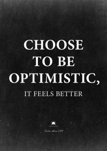 blog quotes optimistic