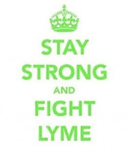 blog strong fight lyme